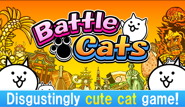 PONOS | Battle Cats