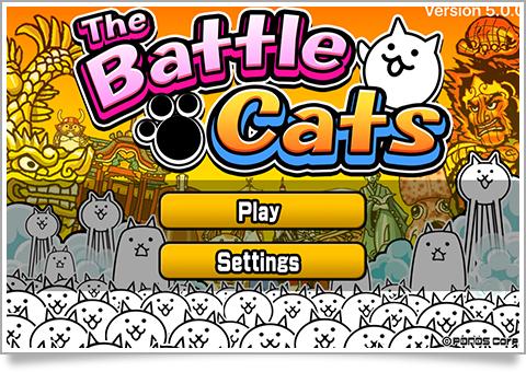 PONOS   Battle Cats